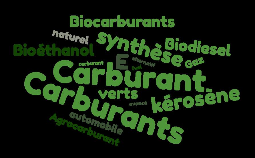 « Biocarburants », « carburants de synthèse », « kérosène vert »  ou l'éloge de la diversité terminologique